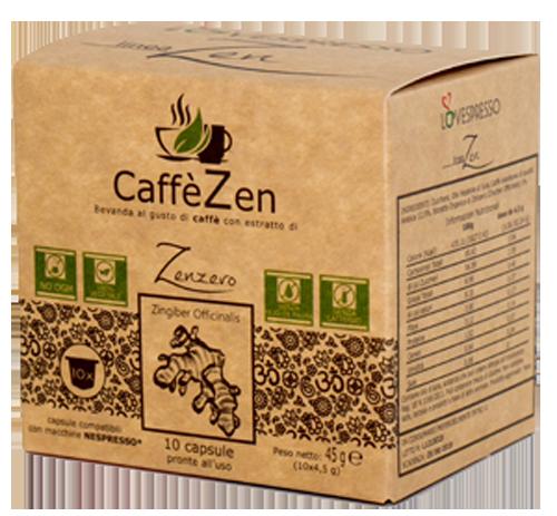 CaffeZen-10 Capsule compatibili nespresso