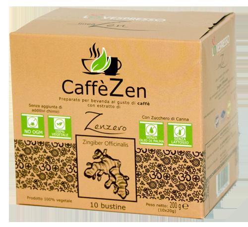 CaffèZen - 10 Bustine solubili