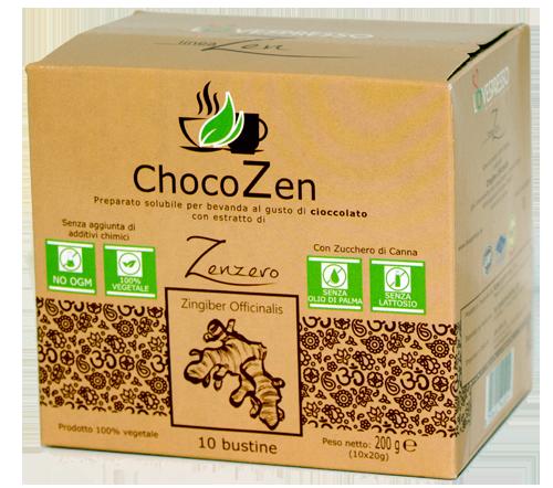 Chocozen - 10 Bustine solubili